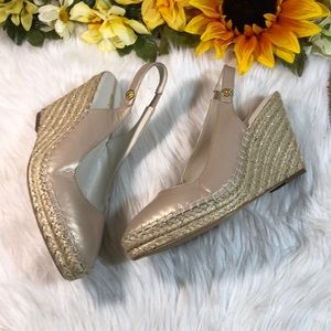 Anne Klein Wedge Espadrilles 7